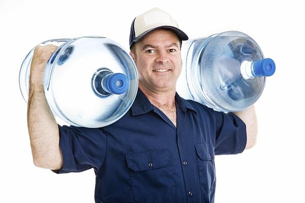 Заказ воды в школу
